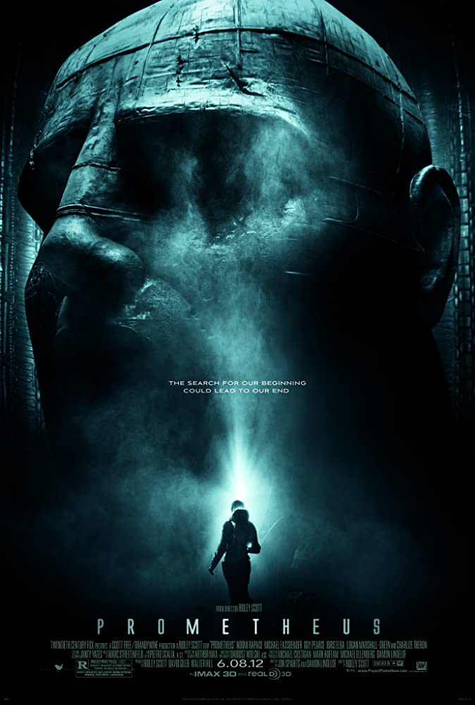 Prometheus (2012) Dual Áudio | Dublado DVD-R Oficial Uptobox Download