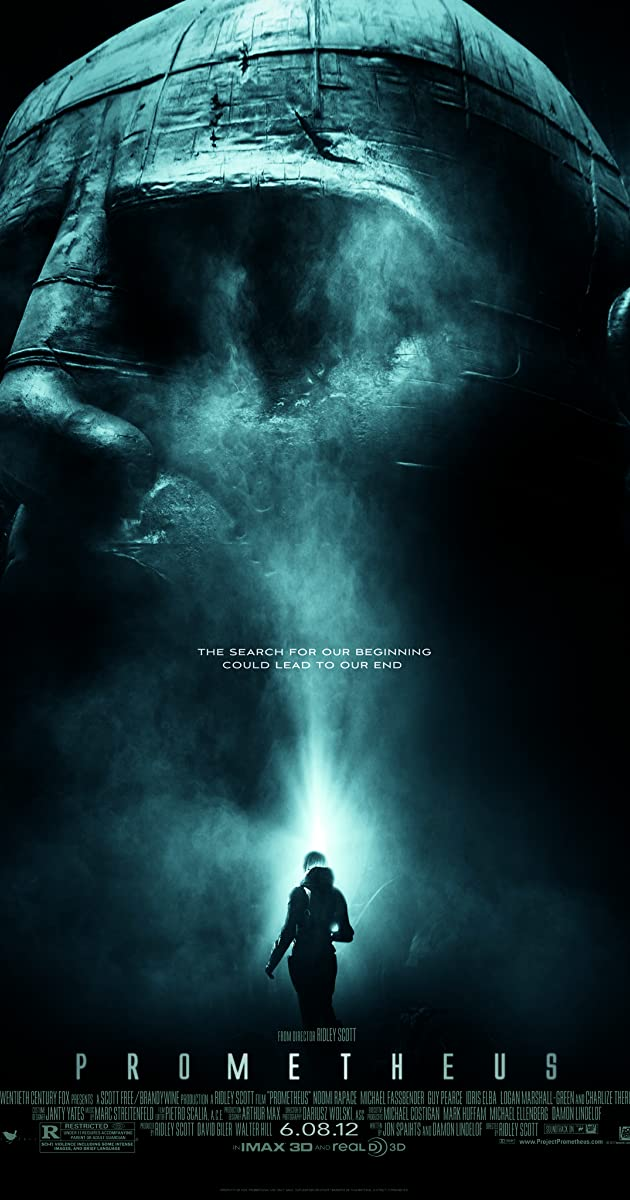 Watch Full HD Movie Prometheus (2012)