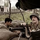 James Madio and Matt Hickey in Band of Brothers (2001)