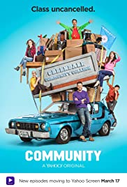 Community 100th Episode Poster