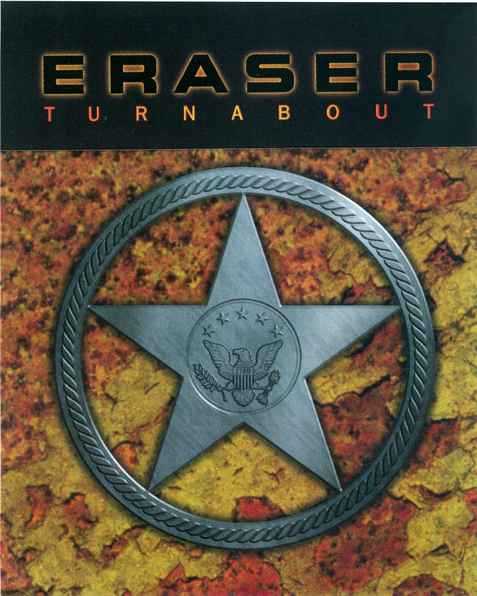 Eraser - Turnabout