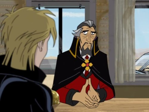 the venture bros i know why the caged bird kills tv episode 2006