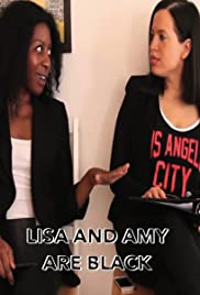 Lisa and Amy Are Black Poster