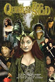 Quest for the Egg Salad Poster - Movie Forum, Cast, Reviews