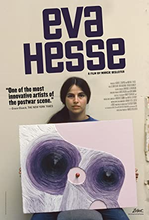Where to stream Eva Hesse