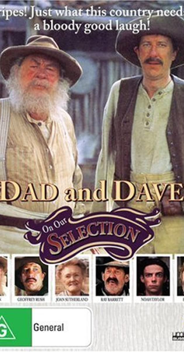Dad and Dave: On Our Selection (1995) - IMDb