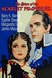 The Return of the Scarlet Pimpernel (1937) Poster - Movie Forum, Cast, Reviews