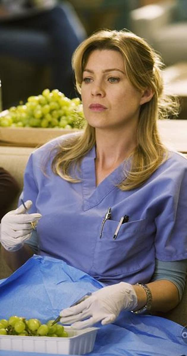 Greys Anatomy Brave New World Tv Episode 2008 Imdb