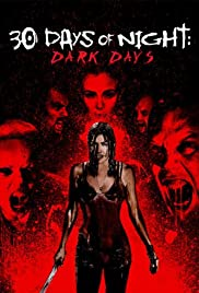 30 Days of Night: Dark Days Poster