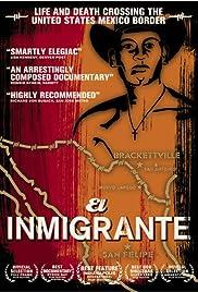 El inmigrante Poster