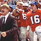 Keanu Reeves and Gene Hackman in The Replacements (2000)