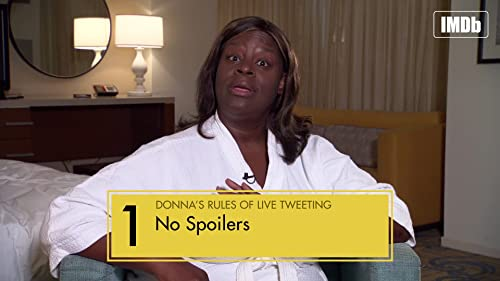 Retta's Tips for Live Tweeting TV