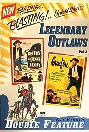 The Return of Jesse James Poster
