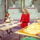 Julie Dawn Cole and Malcolm Dixon in Willy Wonka & the Chocolate Factory (1971)