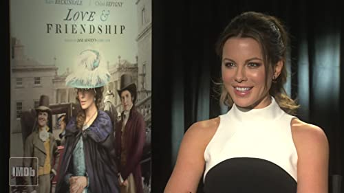 Kate Beckinsale's Crybaby First Credit
