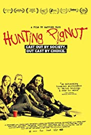 Hunting Pignut Poster