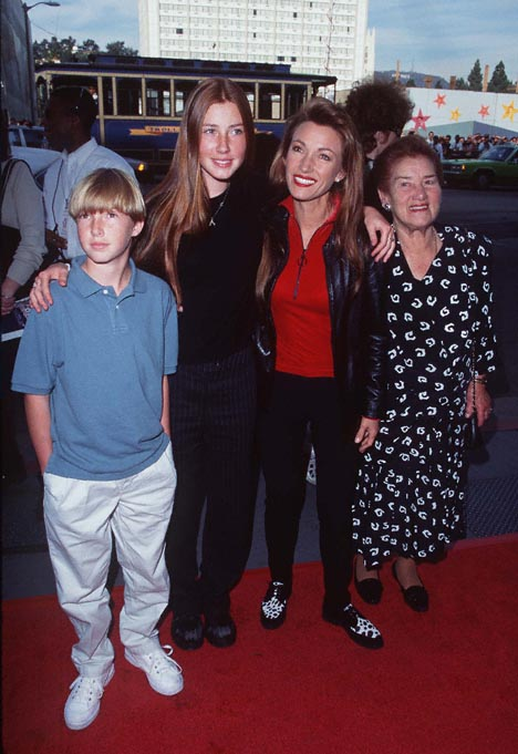 Jane Seymour at an event for 101 Dalmatians (1996)