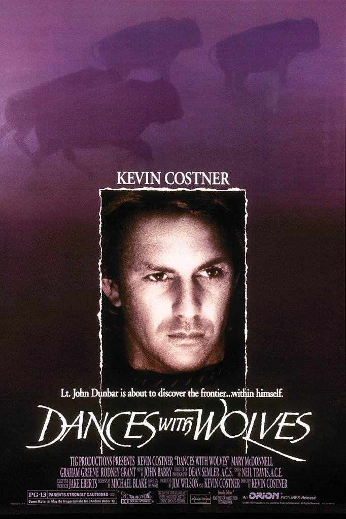 Dances with Wolves (1990) BluRay 480p, 720p & 1080p