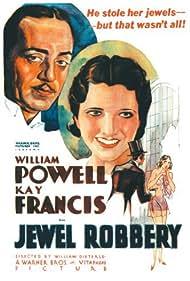 Jewel Robbery (1932) Poster - Movie Forum, Cast, Reviews
