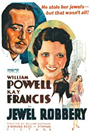 Jewel Robbery Poster