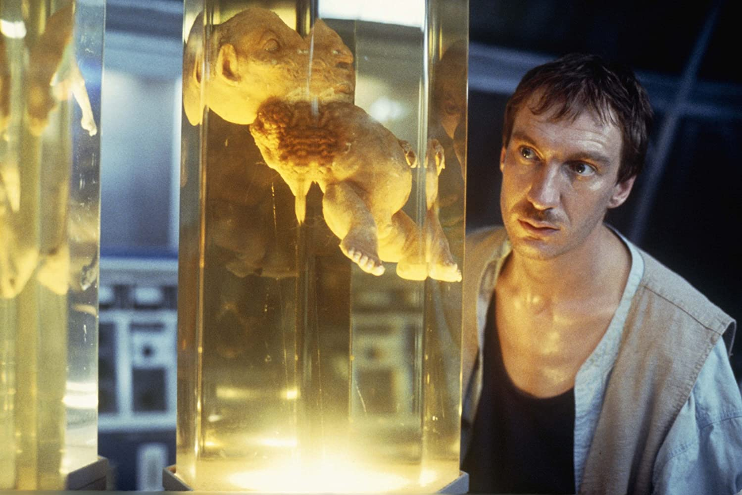 David Thewlis in The Island of Dr. Moreau (1996)