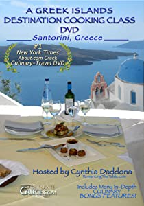 Movies bestsellers free download A Greek Islands Destination Cooking Class by [1280x960]