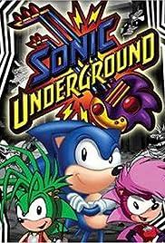 Sonic Underground Poster