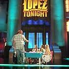 Chloe Csengery in Lopez Tonight (2009)