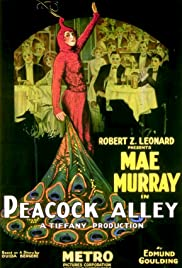 Peacock Alley Poster