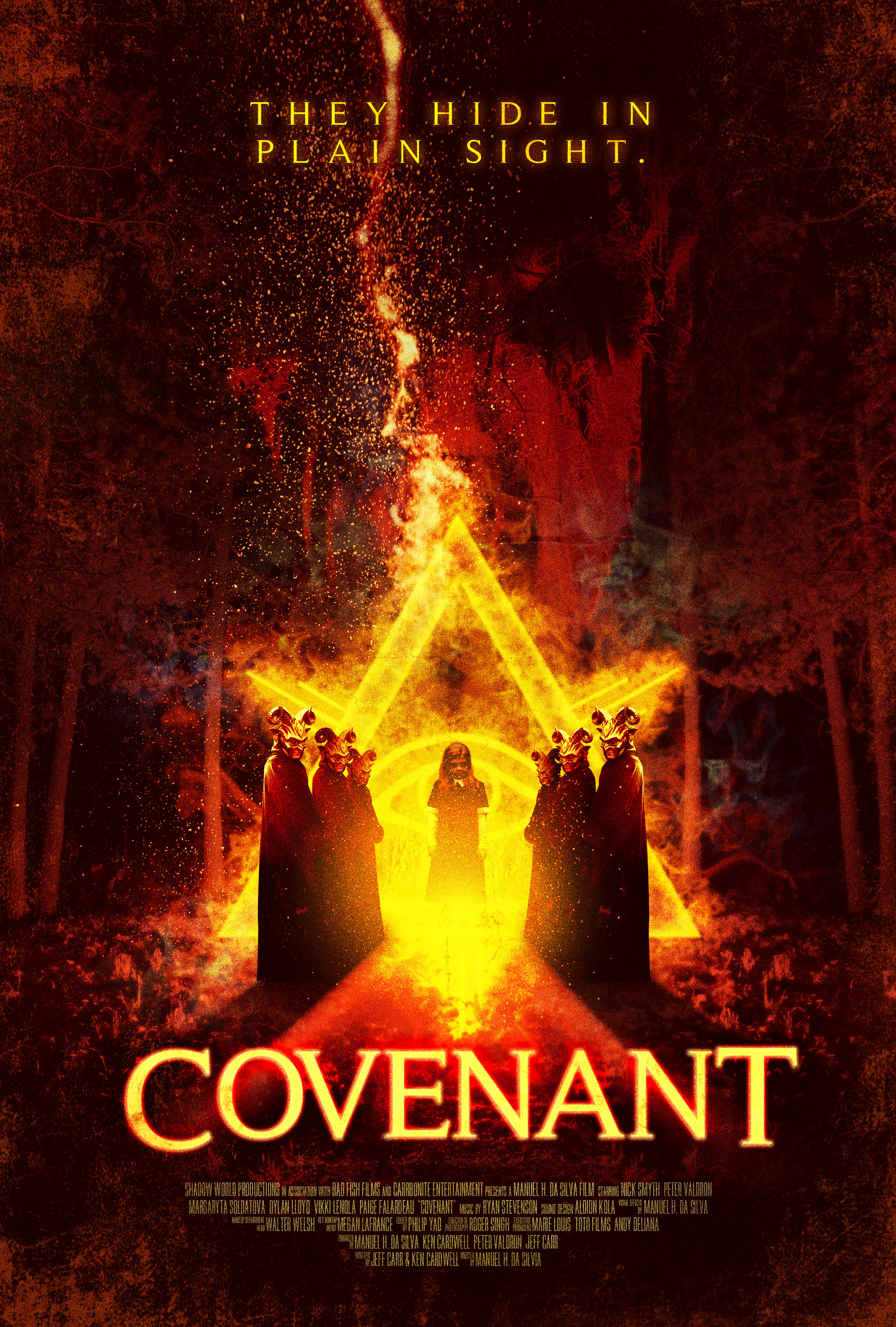 watch the covenant online free in english