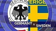 Alemania contra Suecia