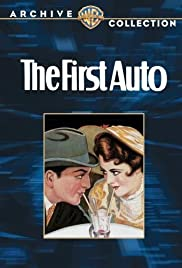 The First Auto Poster