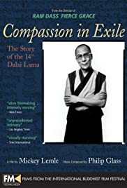 Compassion in Exile: The Life of the 14th Dalai Lama Poster
