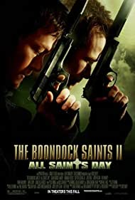 Sean Patrick Flanery and Norman Reedus in The Boondock Saints II: All Saints Day (2009)