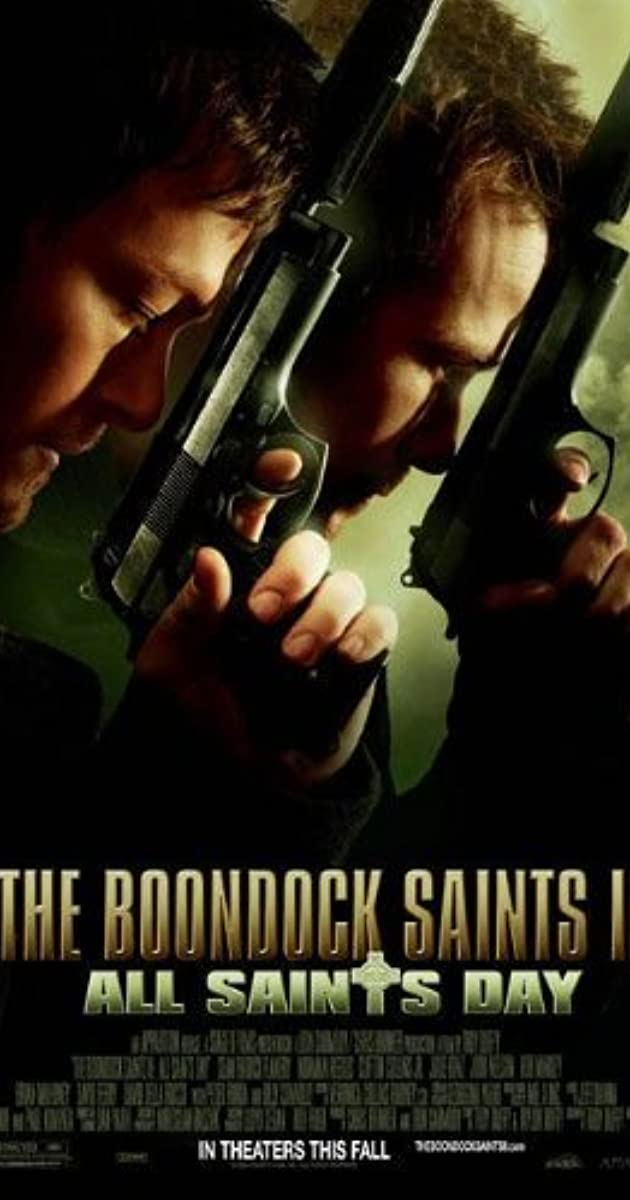 Subtitle of The Boondock Saints II: All Saints Day