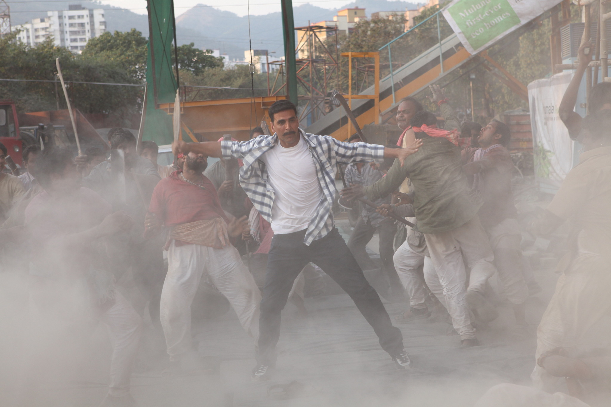 Akshay Kumar in Rowdy Rathore (2012)