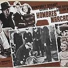 Humphrey Bogart, William Holden, Jane Bryan, Lane Chandler, Lee Patrick, and George Raft in Invisible Stripes (1939)