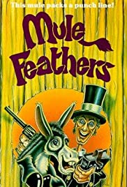 Mule Feathers Poster