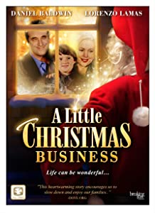 Amazon movies collections A Little Christmas Business USA [420p]