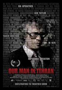 Movie watches online Our Man in Tehran [movie]