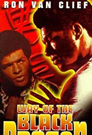 Way of the Black Dragon Poster