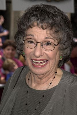 Florence Stanley at an event for Atlantis: The Lost Empire (2001)