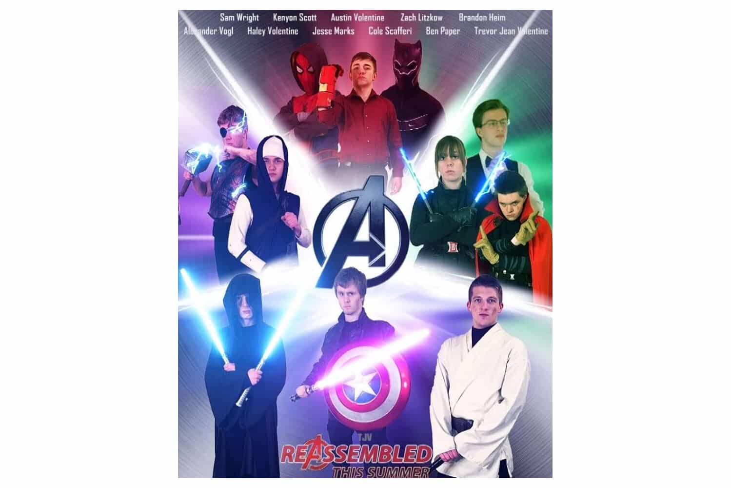 Avengers: Reassembled (2018)