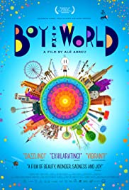 Boy and the World Poster