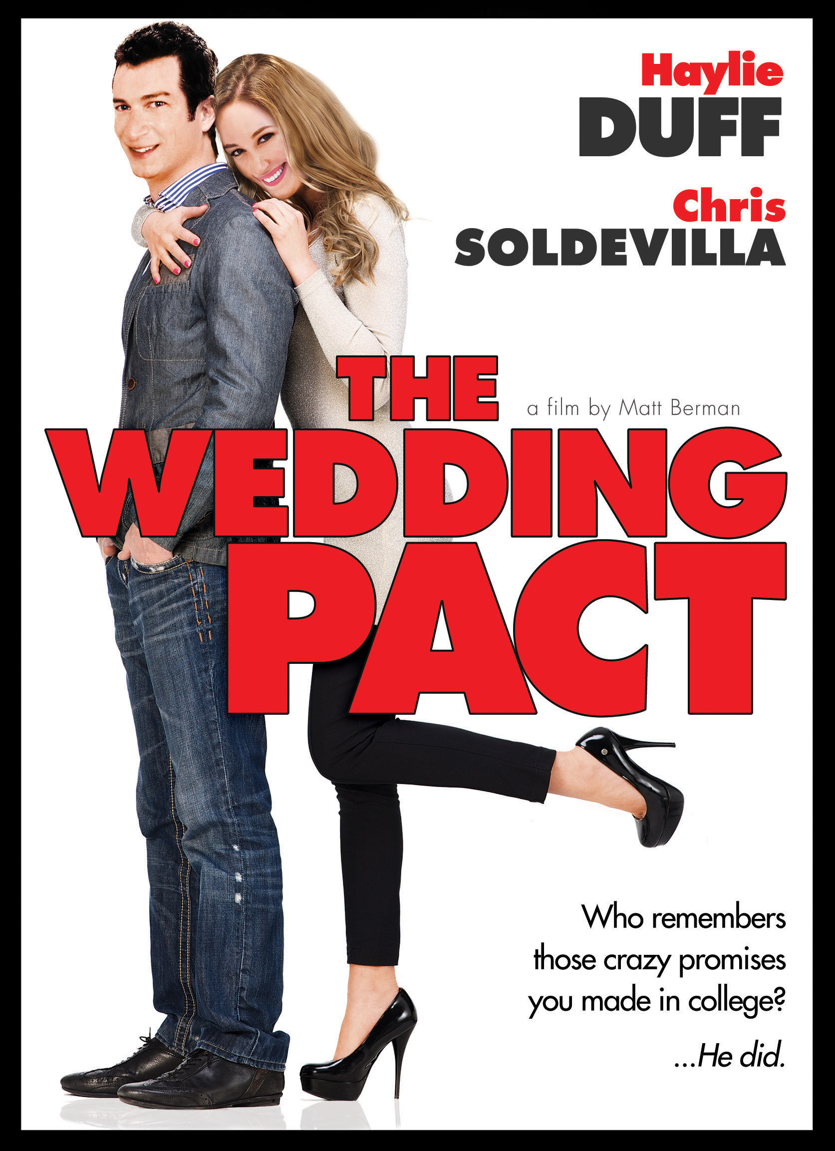 The Wedding Pact.The Wedding Pact 2014 Imdb