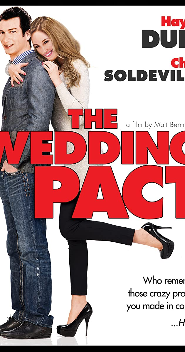 Subtitle of The Wedding Pact