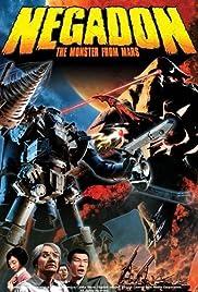 Negadon: The Monster from Mars Poster