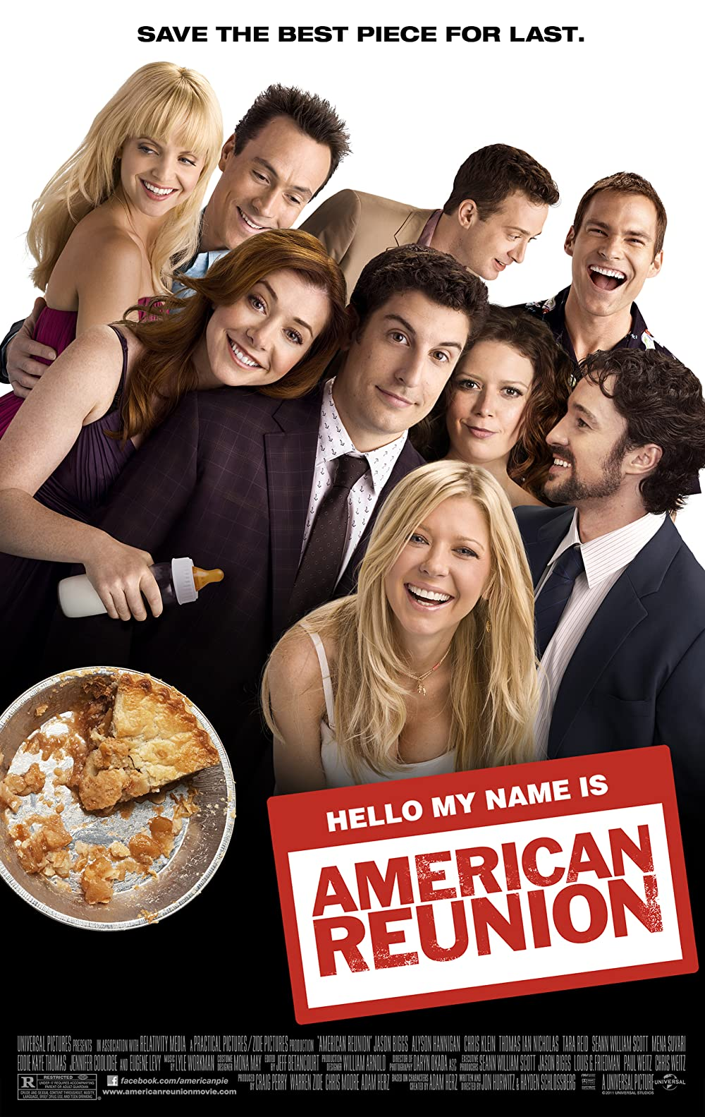 18+ American Reunion 2012 Hindi Dual Audio 420MB BluRay ESub Download