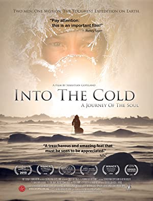 Where to stream Into the Cold: A Journey of the Soul