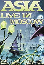 Asia: Live in Moscow Poster